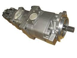 708-1U-00170 Komatsu Gear Pump Προέλευση Ιαπωνίας