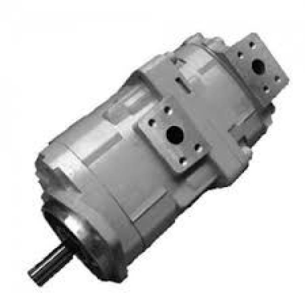 705-56-34130 Komatsu Gear Pump Προέλευση Ιαπωνίας #1 image