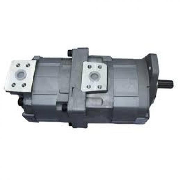 23A-60-11101 Komatsu Gear Pump Προέλευση Ιαπωνίας #1 image