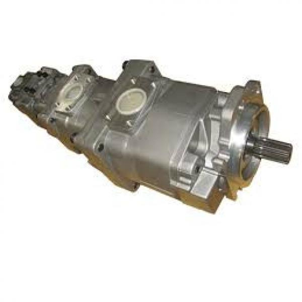 316-60-24100 Komatsu Gear Pump Προέλευση Ιαπωνίας #1 image