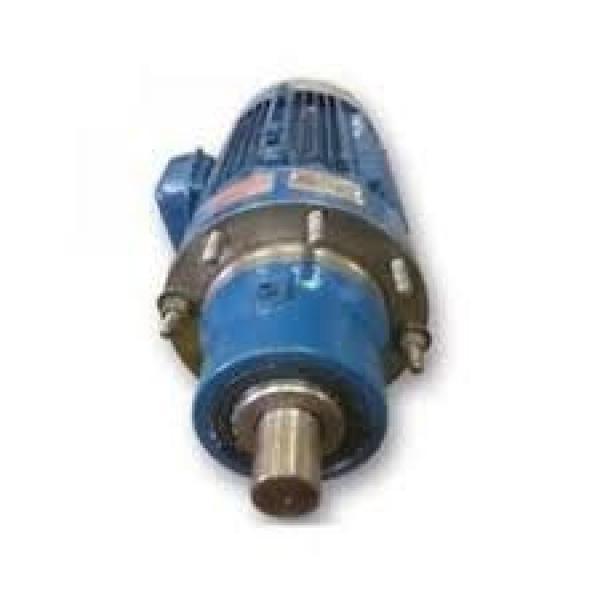 195-49-34100 Komatsu Gear Pump Προέλευση Ιαπωνίας #2 image