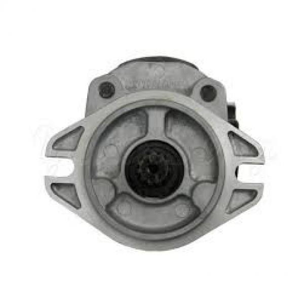 195-49-34100 Komatsu Gear Pump Προέλευση Ιαπωνίας #1 image