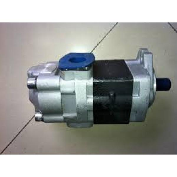 195-49-34100 Komatsu Gear Pump Προέλευση Ιαπωνίας #3 image
